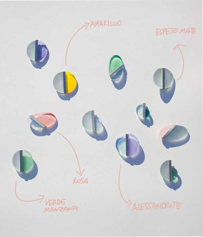 sio2 glass jewelry